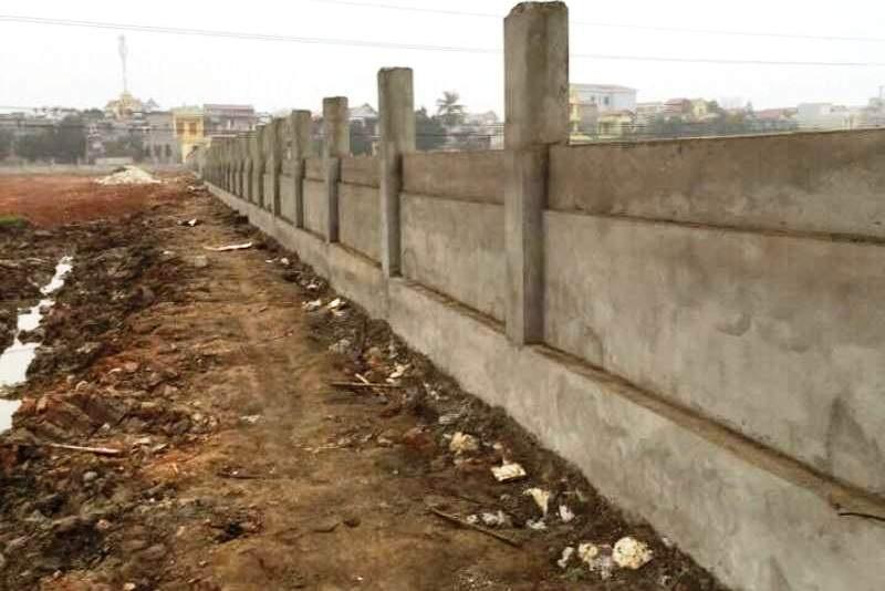 DN Huy Lâm vẫn chưa được cấp phép xây dựng