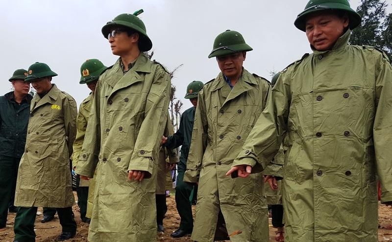 Phó Thủ tướng ghi nhận công tác triển khai phòng chống bão số 3 của tỉnh Thanh Hóa