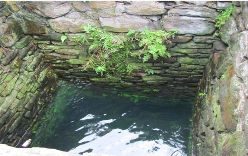 Nước giếng trong xanh