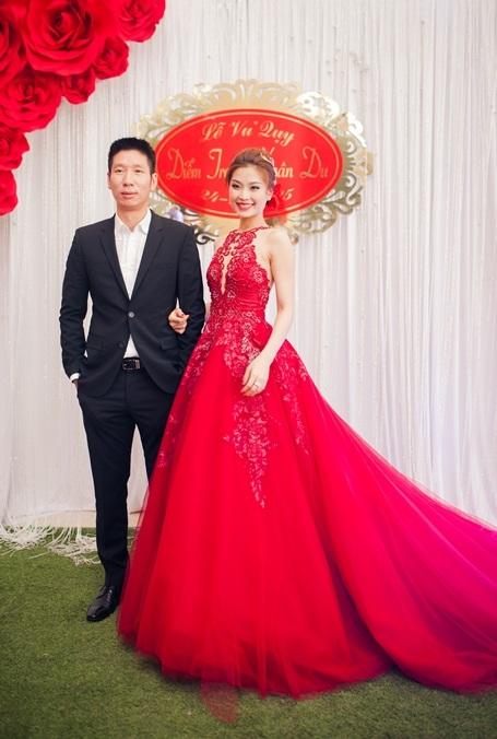 Sau khi kết hôn, Á hậu Diễm Trang sẽ thường xuyên đi lại giữa Ba Lan - Việt Nam để hoạt động nghệ thuật.