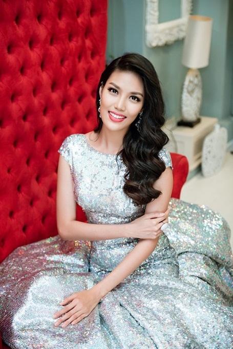 Lan Khuê đã không thể bước tiếp vào danh sách Top 20 Miss Grand Slam 2015.