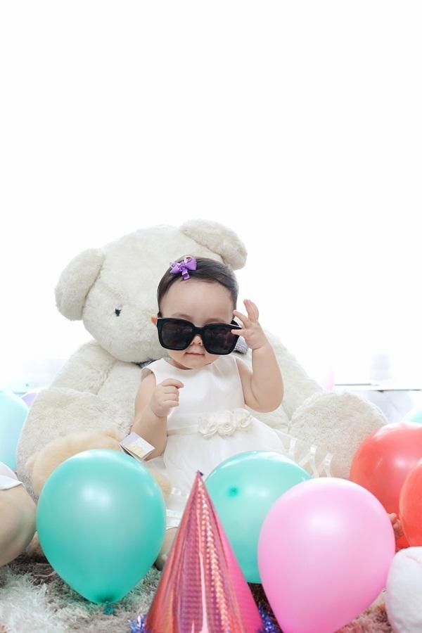 Trang Nhung viết thư cảm động tặng con gái sinh nhật đầu đời - 4