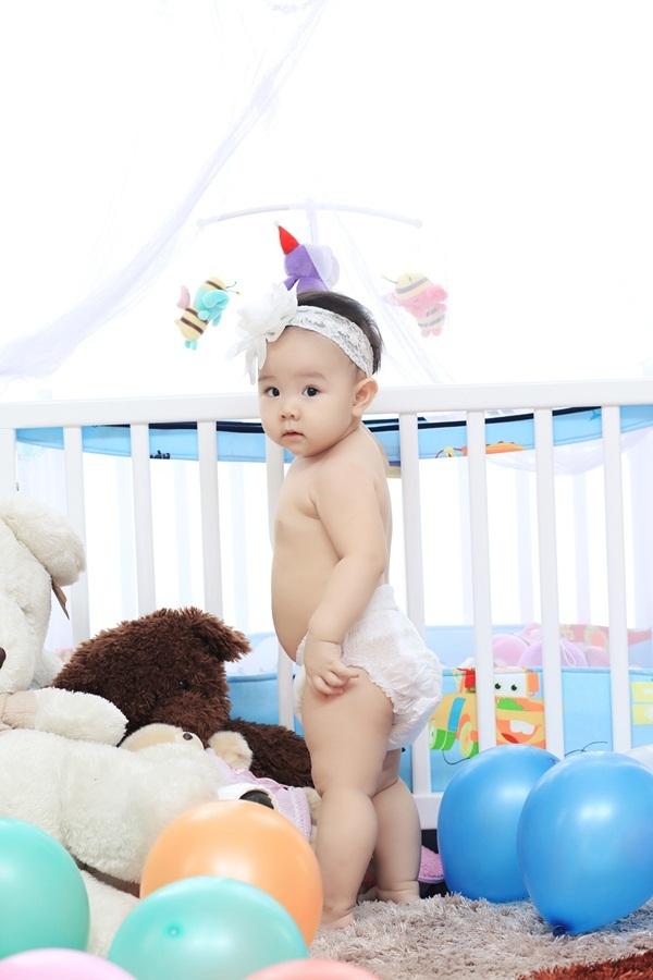 Trang Nhung viết thư cảm động tặng con gái sinh nhật đầu đời - 6