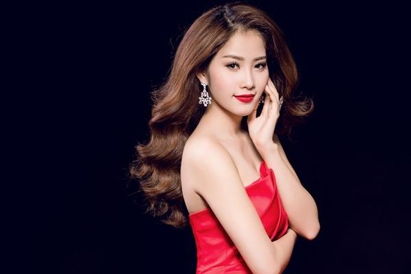 """Hoa khôi Nam Em đội vương miện xinh đẹp như """"nữ thần"""" - 11"""