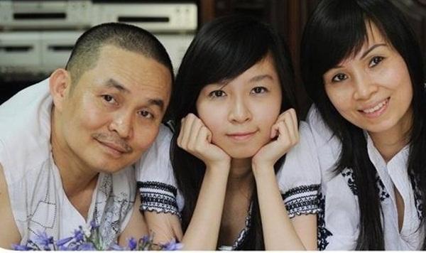 Nghệ sĩ Xuân Hinh rất tự hào về cô con gái học giỏi.