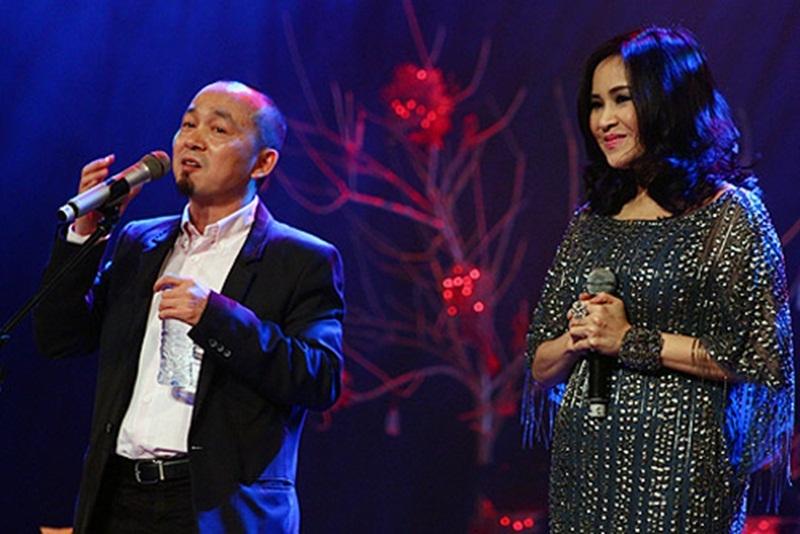 Thanh Lam và Quốc Trung