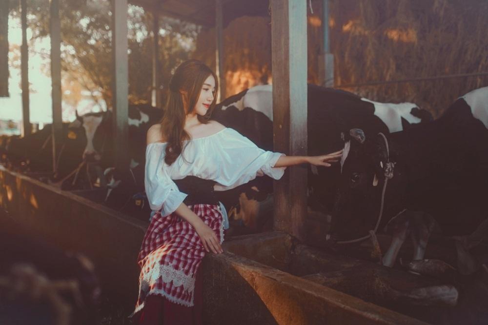 Elly Trần kể chuyện Lọ Lem cho hai con qua bộ ảnh cổ tích - 13