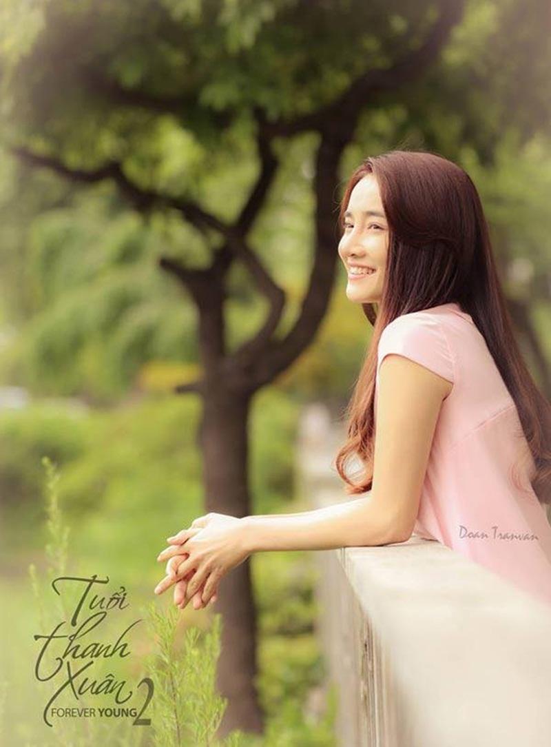 """Nhã Phương cùng ê-kip hé lộ một số cảnh phim """"Tuổi xanh xuân 2"""" - 4"""