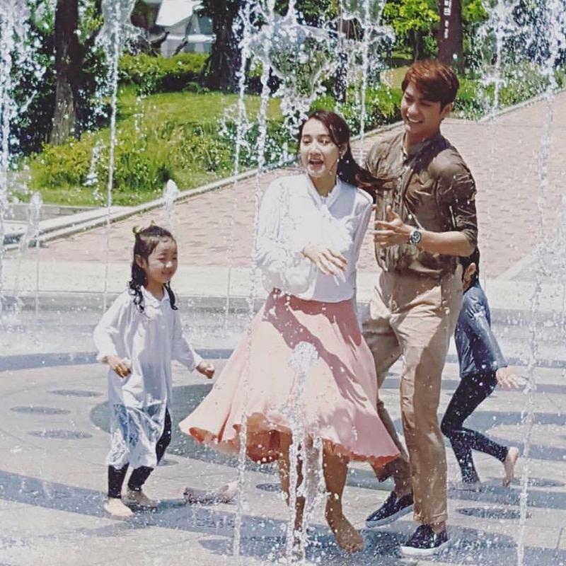 """Nhã Phương cùng ê-kip hé lộ một số cảnh phim """"Tuổi xanh xuân 2"""" - 7"""