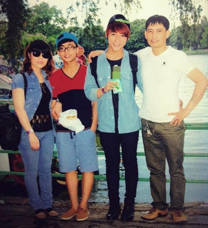 Em trai, em gái tài - sắc của Sơn Tùng M-TP, Mỹ Lan, Phương Linh - 6
