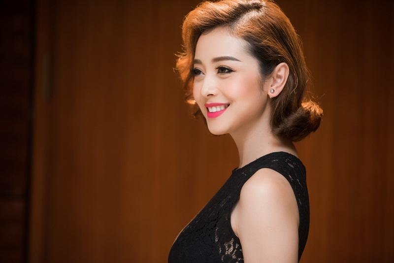 Hoa hậu Jennifer Phạm khoe vẻ đẹp kiêu kì - 2