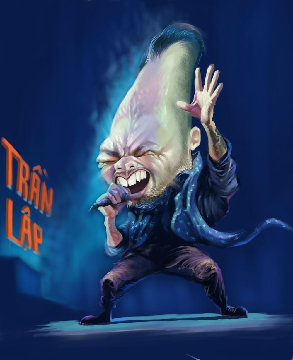 Nhạc sĩ, ca sĩ Trần Lập.