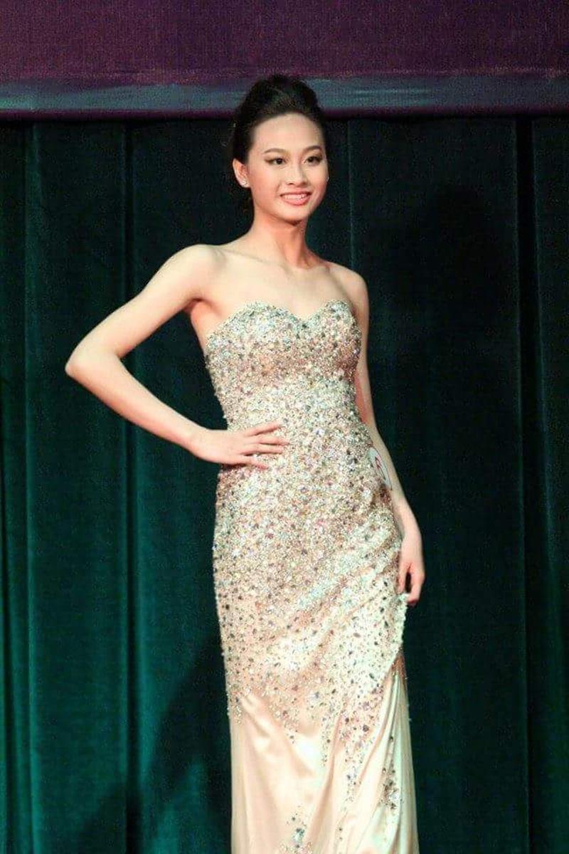 Bùi Thị Lan Anh sẽ là gương mặt đại diện của Việt Nam tham dự cuộc thi Hoa hậu điếc Quốc Tế 2016.