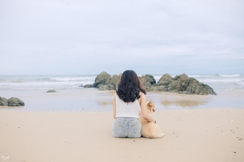 """""""Cô gái trà sữa"""" Việt đáng yêu trong bộ ảnh mới cùng thú cưng - 15"""