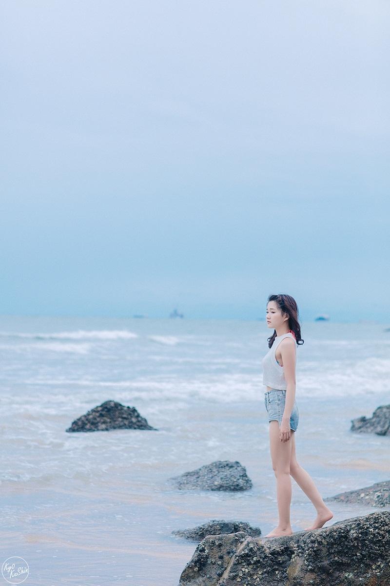 """""""Cô gái trà sữa"""" Việt đáng yêu trong bộ ảnh mới cùng thú cưng - 7"""