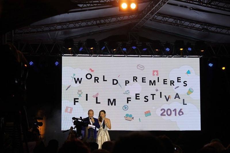 """Sự thật thì đoàn phim Vẽ đường cho yêu chạy có Jun và Bê Trần đóng vai chính nhận được vinh dự khi Cục quản lý điện ảnh chọn làm phim tham dự Liên hoan lần thứ 9 """"Phim Công chiếu Quốc tế"""" tại Philippines."""