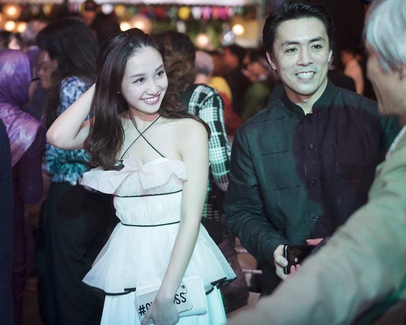 Riêng bản thân Jun Vũ cũng chia sẻ, cô cảm thấy rất tự hào khi được là một trong những nghệ sĩ đại diện Việt Nam tham gia liên hoan phim tại Philippines.