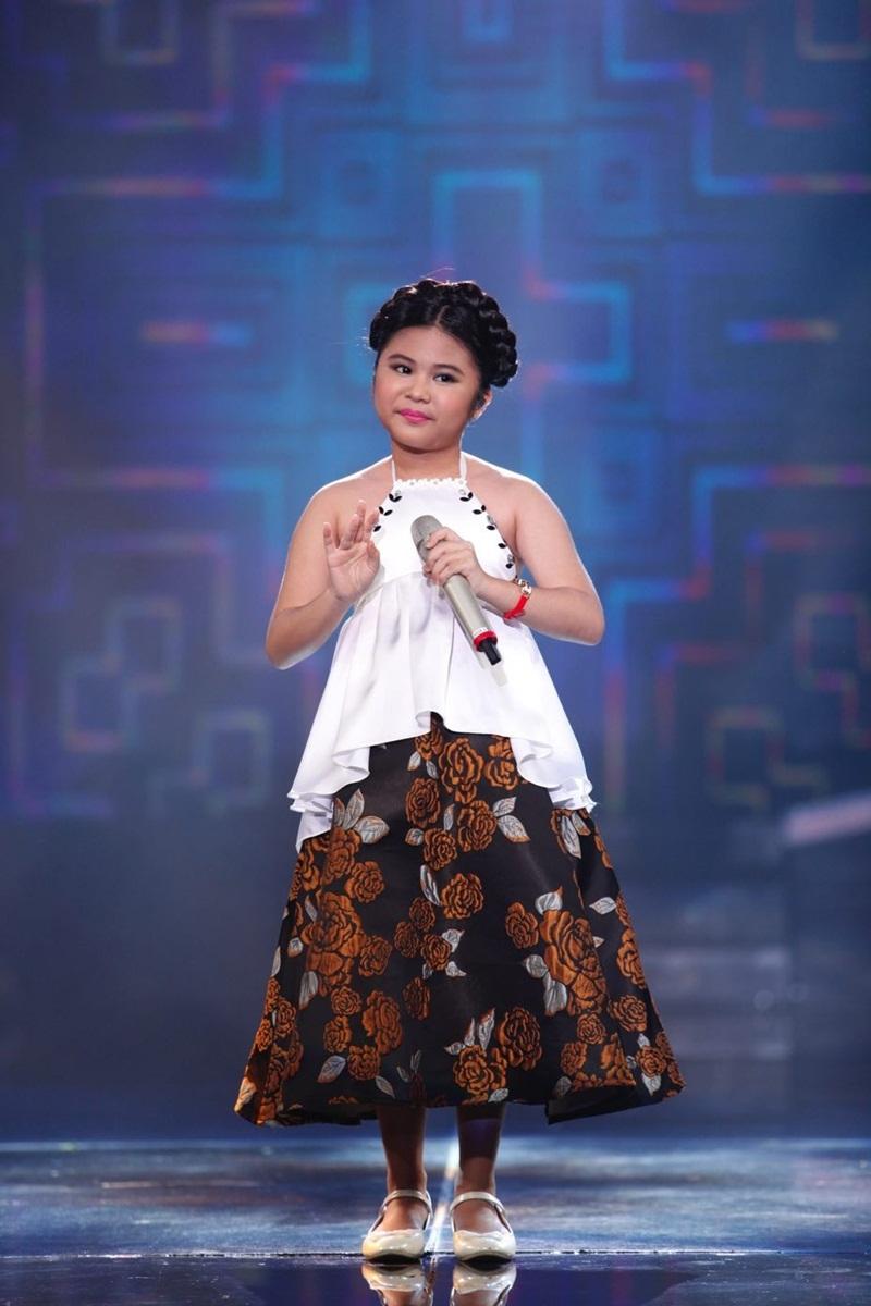 Bảo Trân được coi là ứng cử viên sáng giá cho chức vô địch Vietnam Idol Kids 2016.
