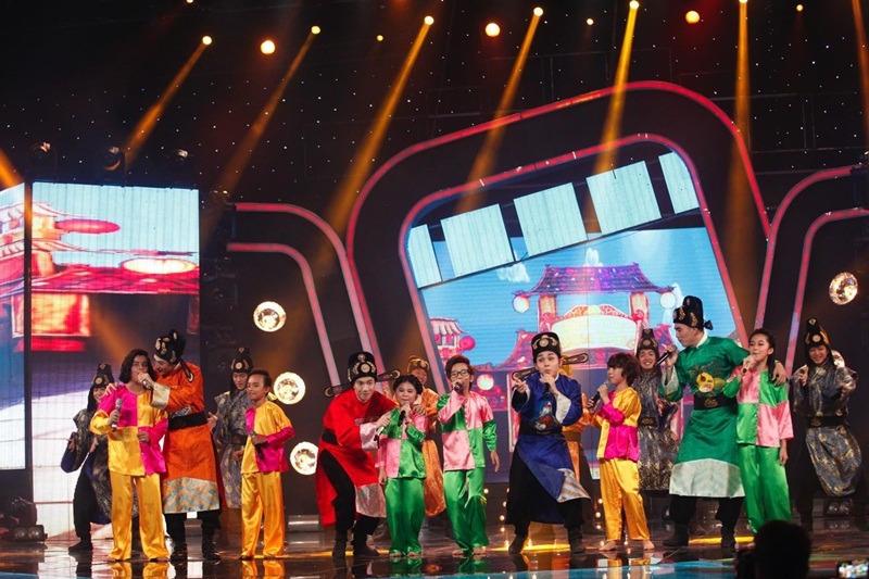 """Nhóm 365 mang hit phim """"Tấm Cám"""" đến Idol Kids, Hồ Văn Cường hát nhạc trẻ - 8"""