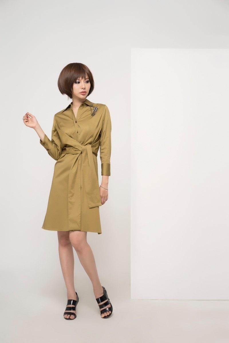 Hoa hậu Điện ảnh Huỳnh Yến Trinh trẻ trung phối đồ phong cách cá tính - 11