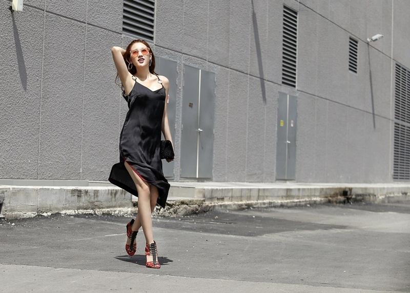 Tuy nhiên, dù là phong cách nào, dịu dàng, nữ tính hay cá tính, sành điệu thì Bảo Như cũng thật nổi bật và thu hút ánh nhìn.