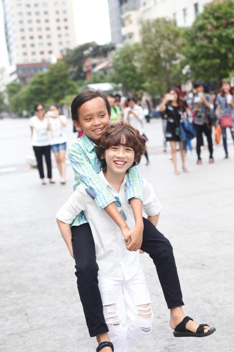 Thần đồng trống Trọng Nhân sẽ diễn Chung kết Vietnam Idol Kids 2016 - 11