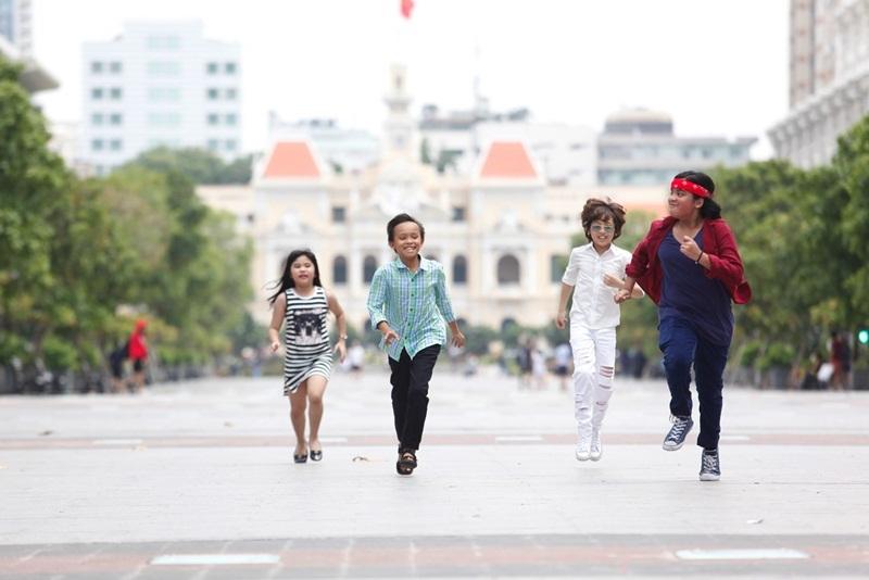 Thần đồng trống Trọng Nhân sẽ diễn Chung kết Vietnam Idol Kids 2016 - 13