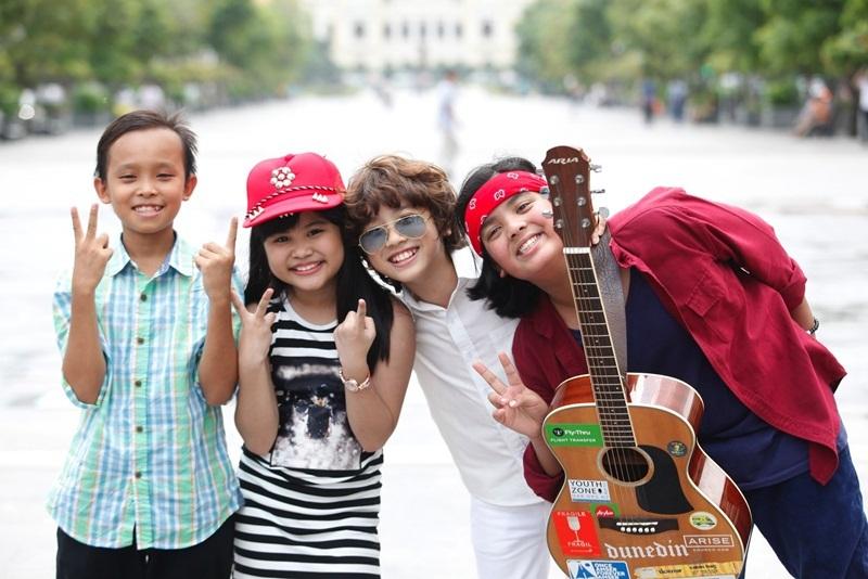 Thần đồng trống Trọng Nhân sẽ diễn Chung kết Vietnam Idol Kids 2016 - 10