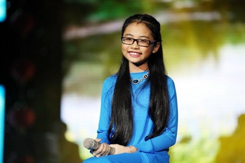 Những sao nhí Việt được khán giả mê mệt khi hát dân ca - 2