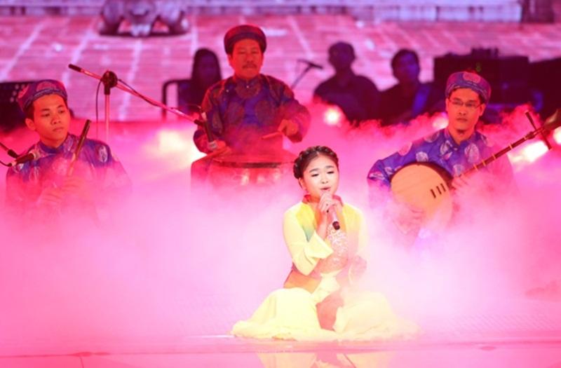 Những sao nhí Việt được khán giả mê mệt khi hát dân ca - 4