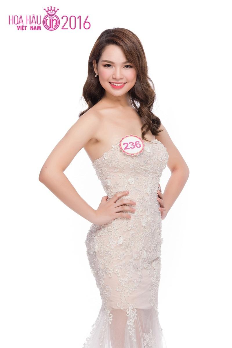 Phan Thu Phương năm nay 19 tuổi, đến từ Hà Nội. Cô từng giành chiến thắng tại cuộc thi Hoa khôi Đại học Thuỷ Lợi 2016.