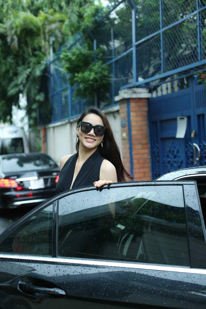 Sau khi có con, Trang Nhung tạm dừng các hoạt động nghệ thuật và thời gian vừa qua cô cũng mất tích khỏi các sự kiện showbiz.