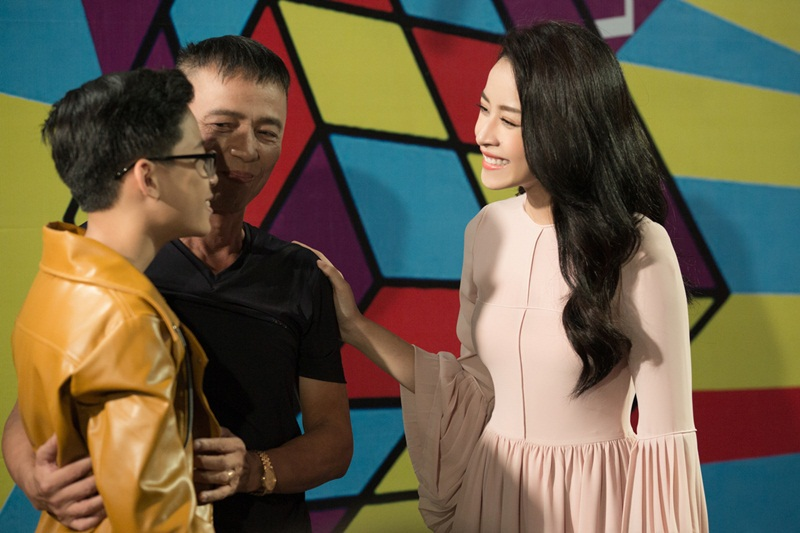 """Từng tham gia phim """"5S Online"""" nên Chi Pu có nhiều fan nhí."""