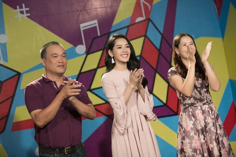 Chi Pu dẫn The Voice Kids, kể ấn tượng gặp ngôi sao Hàn Quốc HyunA - 6