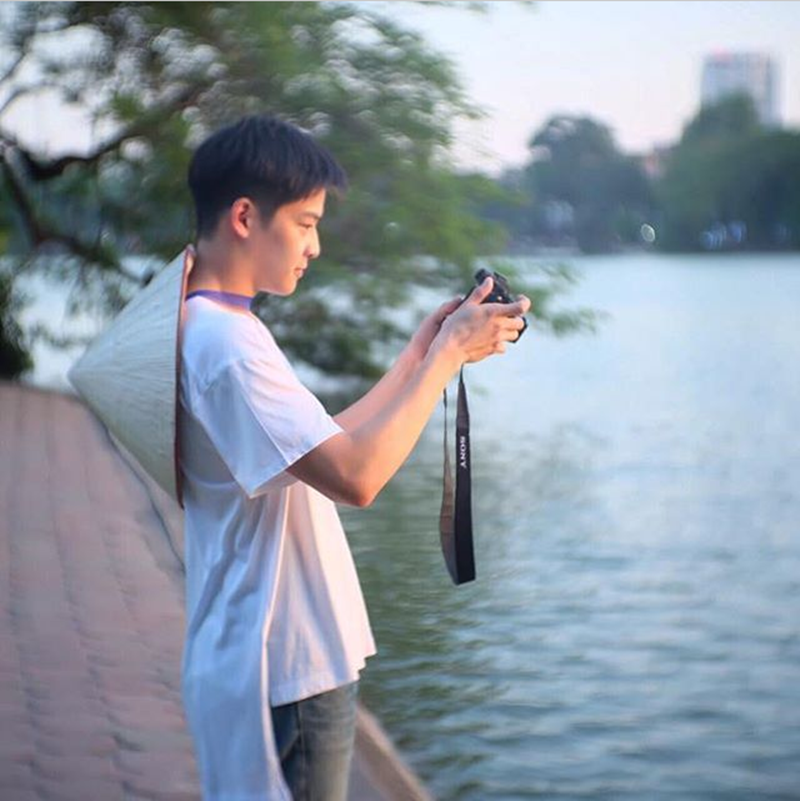 Ngắm Hà Nội nên thơ trong phim mới của mỹ nam Thái Lan - 6