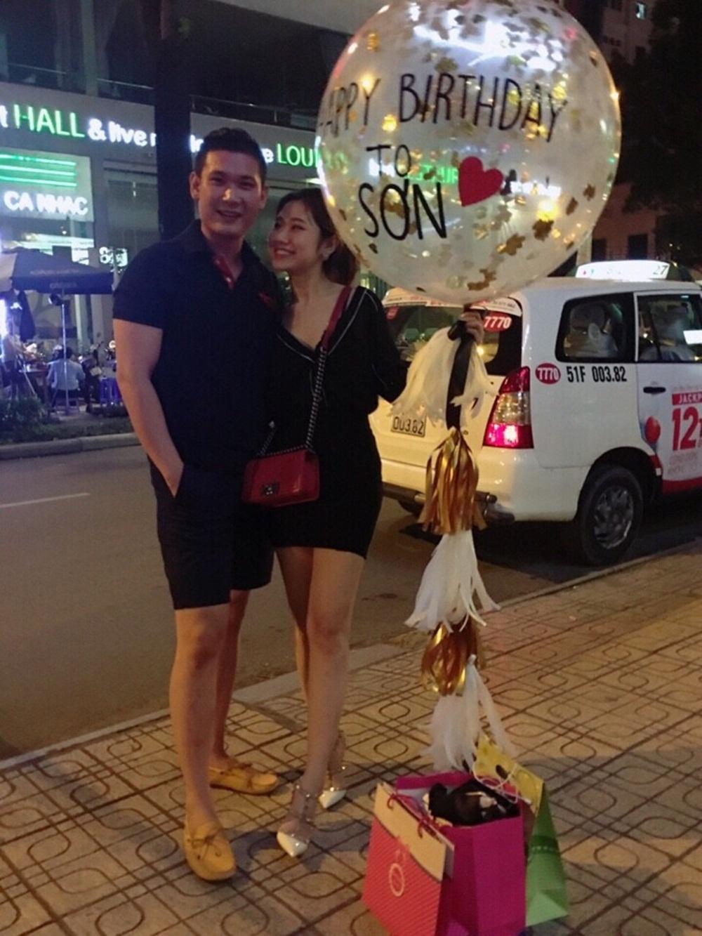 Ngọc Mai là em gái của doanh nhân Tạ Công Sơn - bạn trai Hoa hậu Kỳ Duyên.