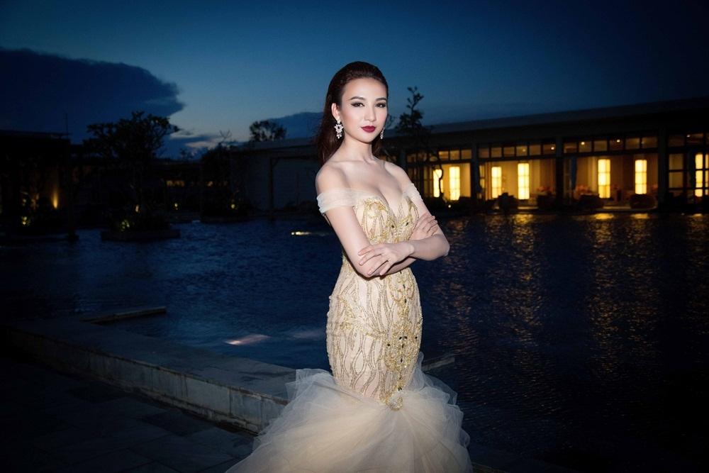 """Cách đây không lâu, trên trang cá nhân, Ngọc Diễm bất ngờ khoe hình ảnh bên """"Hoàng tử sơn ca"""" Quang Vinh và diễn viên Chi Pu."""