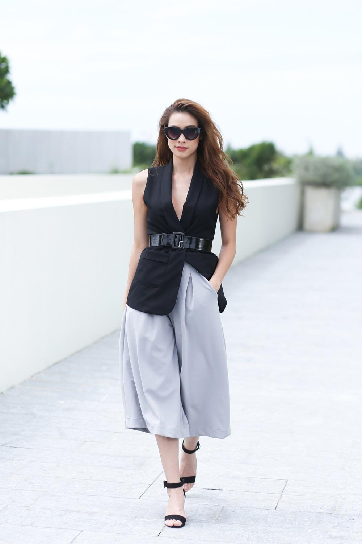 Lily Nguyễn được nhận xét là thí sinh thể hiện được nhiều màu sắc thời trang với phong cách đa dạng khác nhau.