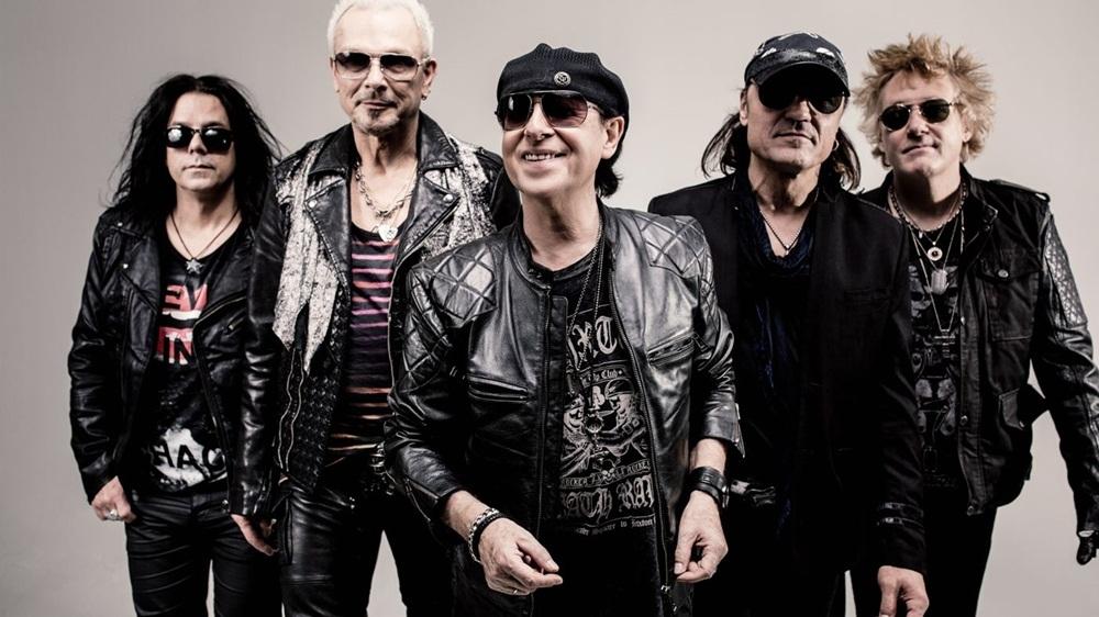 Nhóm nhạc rock huyền thoại Scorpions là khách mời đặc biệt của Lễ hội năm nay.