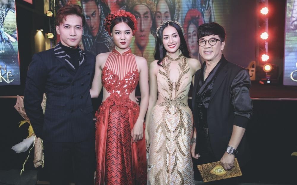 Vào trưa nay (18/8), Hạ Vi và dàn diễn viên sẽ có mặt tại Hà Nội để chuẩn bị gặp gỡ báo chí tại đây.