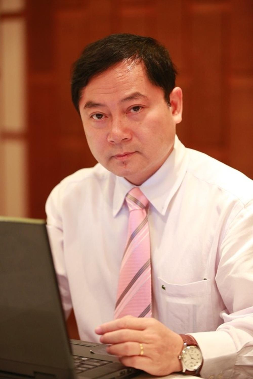 Ông Lê Xuân Sơn - Trưởng Ban Tổ chức Hoa hậu Việt Nam 2016.