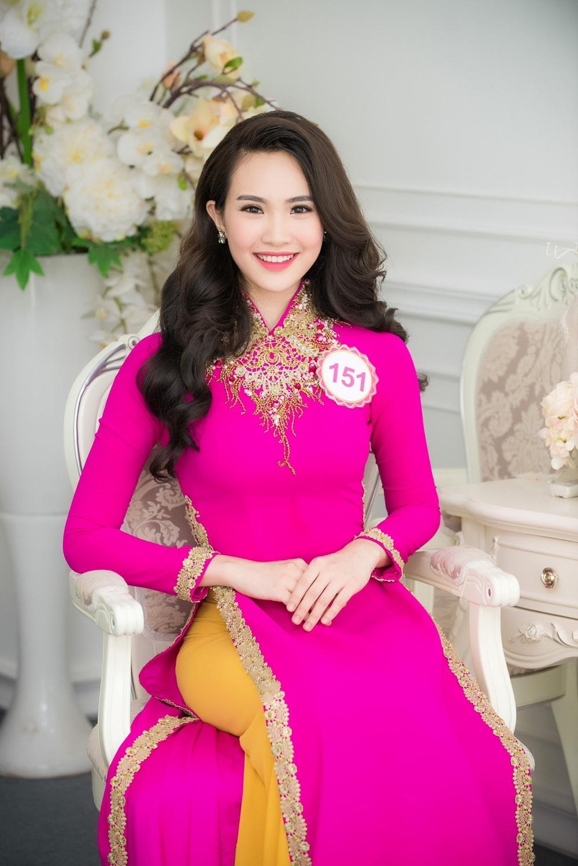 """Những thí sinh Hoa hậu Việt Nam """"siêu"""" ngoại ngữ - 6"""