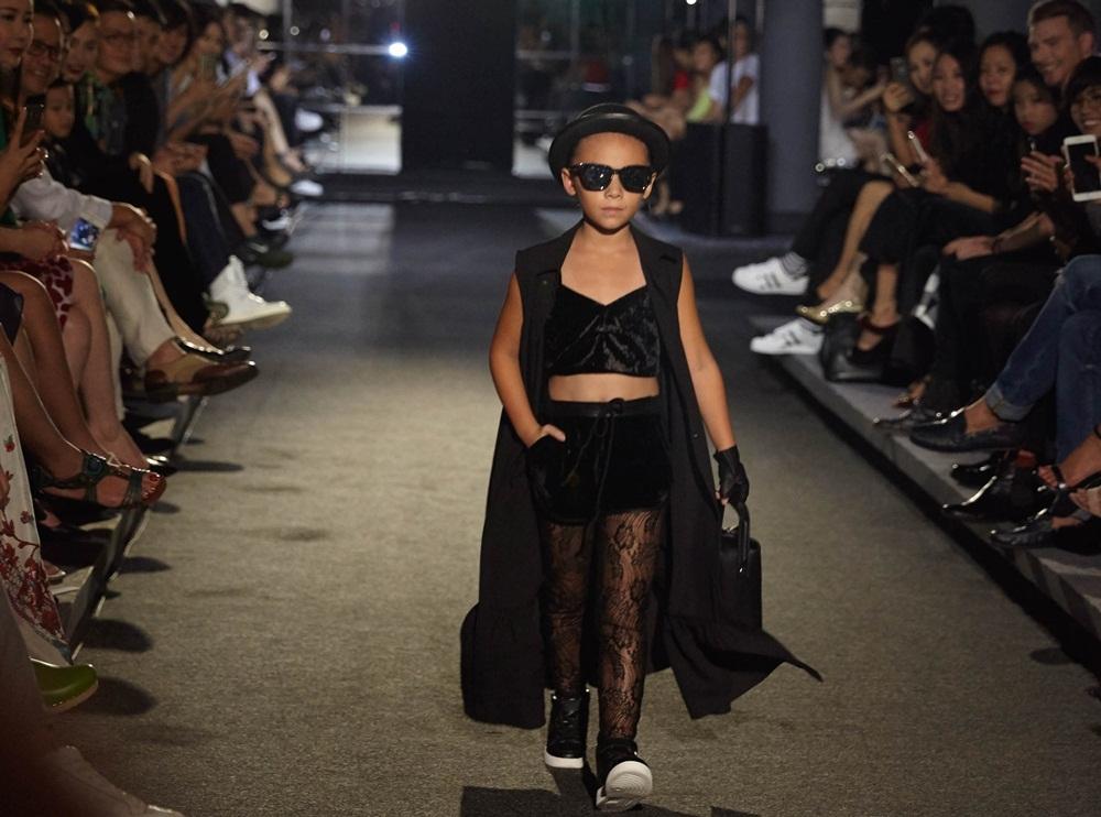 Hàng trăm bộ sưu tập thời trang dành cho thiếu nhi sẽ được trình diễn.