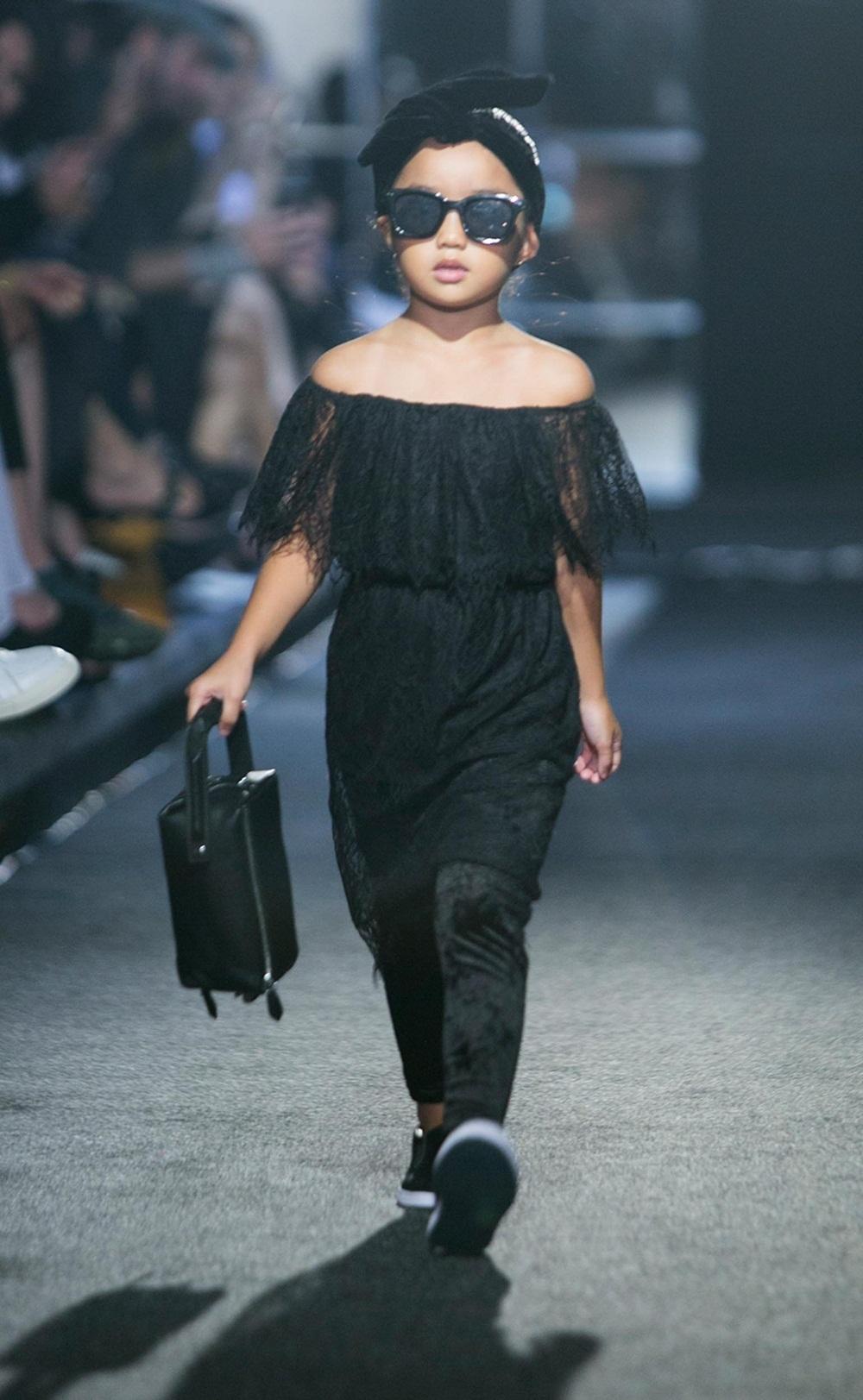Tuần lễ thời trang thiếu nhi lần đầu tiên tổ chức tại VN - 2