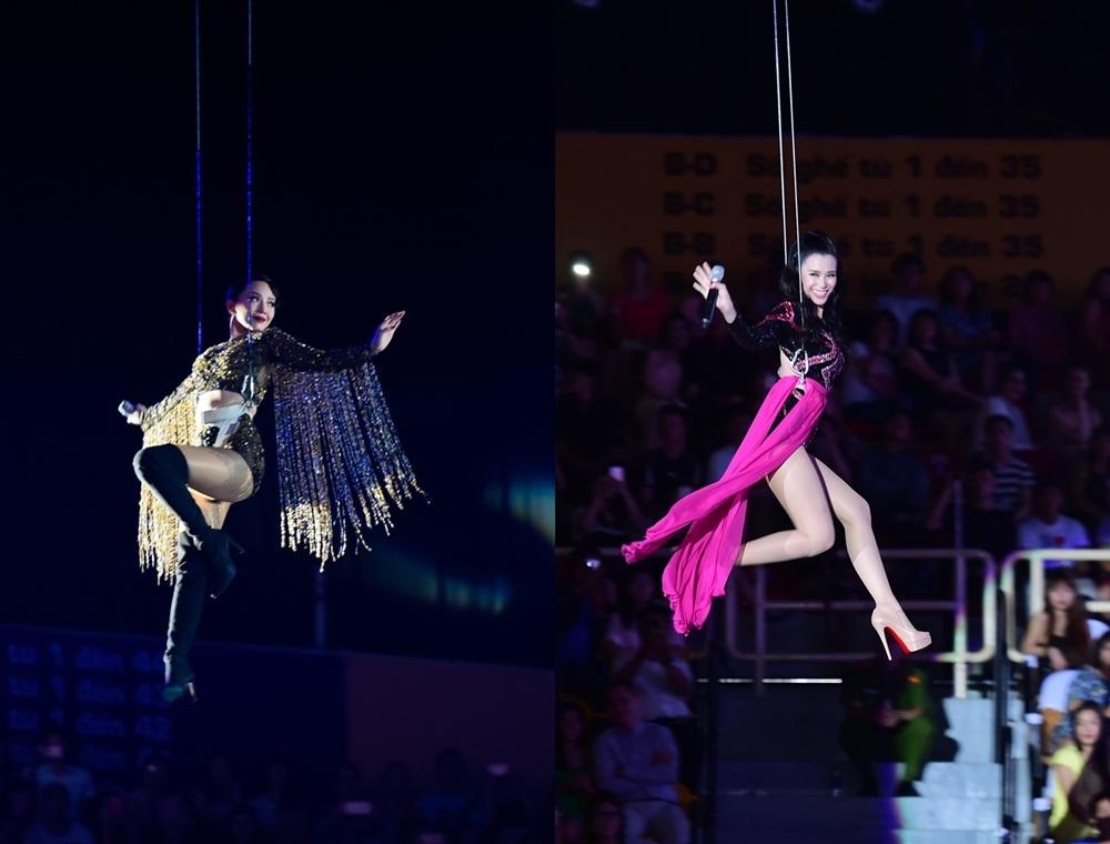 Sắc màu âm nhạc của đêm Chung kết Hoa hậu Việt Nam 2016 - 3