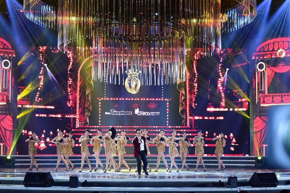 Sắc màu âm nhạc của đêm Chung kết Hoa hậu Việt Nam 2016 - 5