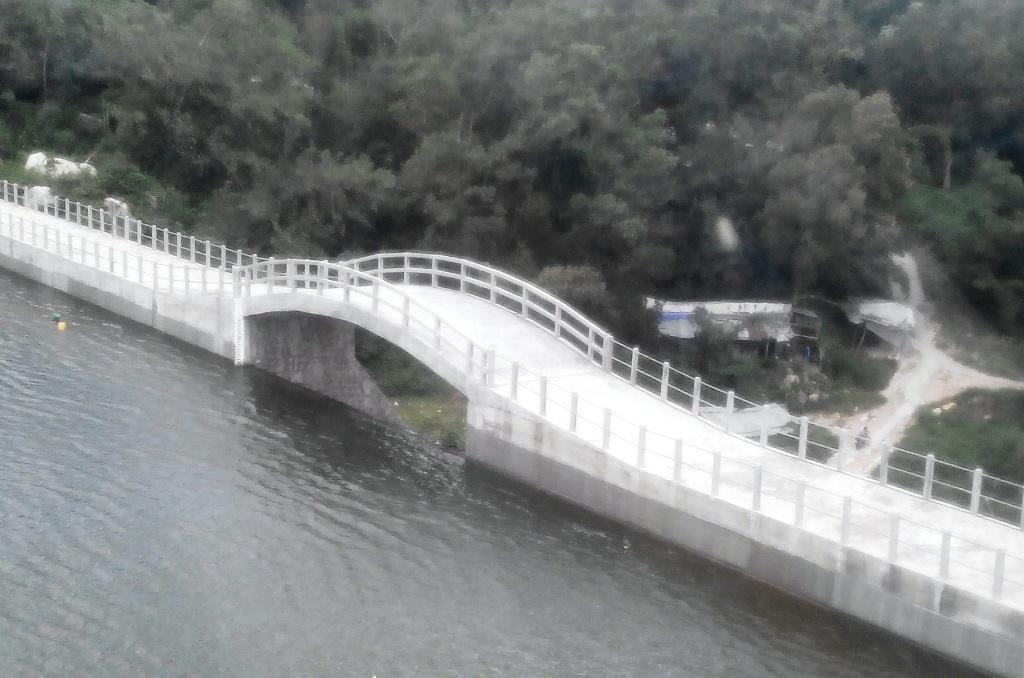 Khi công trình này đưa vào sử dụng, An giang tiếp tục cho đầu tư cảnh quan quanh hồ để phục vụ du lịch