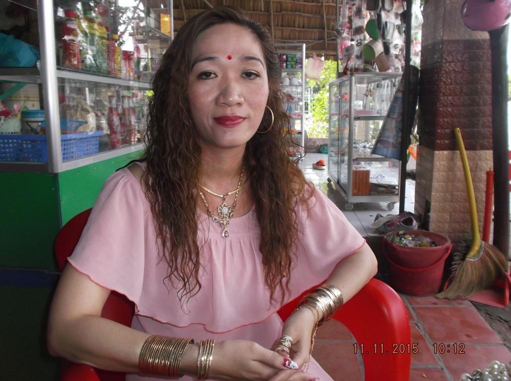 Chân dung công chúa Minh Nguyệt