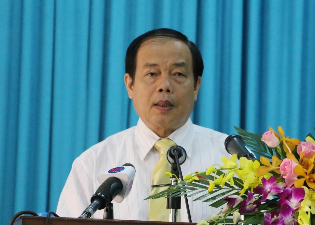 Ông Vương Bình Thành - Chủ tịch UBND tỉnh An Giang khóa VIII tái đắc cử chức danh Chủ tịch UBND tỉnh khóa IX, nhiệm kỳ 2016 - 2021