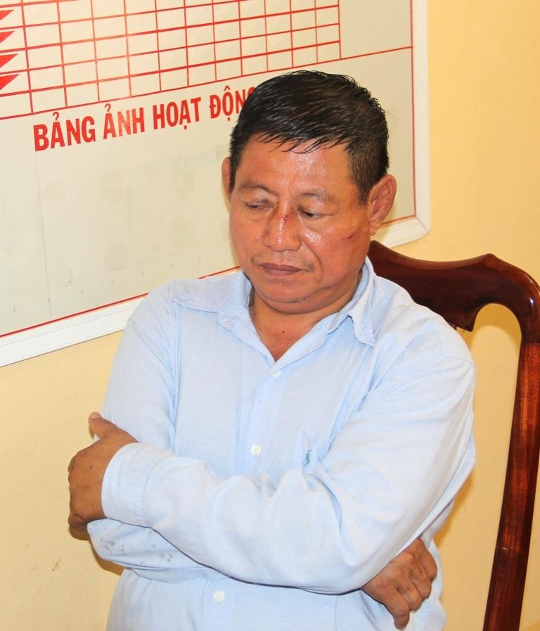 Trung tá Lai Bun Thuy đối mặt với 3 tội danh: giết người, tàng trữ và sử dụng vũ khí quân dụng trái phép
